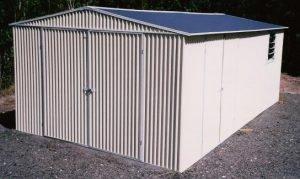 Gable roof garden sheds, Toowoomba, Brisbane