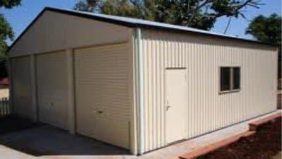 Triple Stud frame sheds for sale